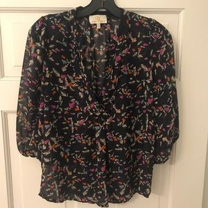 Collective Concepts - pattern blouse